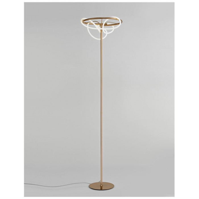 Lampadar TIRIAC Nova Luce Modern, Led, 9548106, Grecia