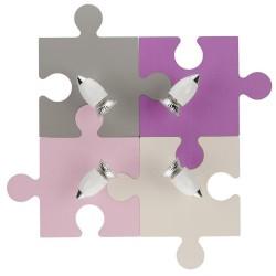 Aplica Camera Copilului Puzzle Iv  Nowodvorski GU10, Multicolour, 6384, Polonia