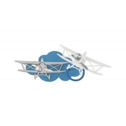 Aplica Camera Copilului Plane Ii Nowodvorski GU10, Multicolour, 6903, Polonia