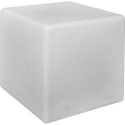 Stalp (Cub) Cumulus Cube M Nowodvorski E27, Alb, 8966, Polonia
