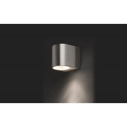 Aplica Exterior Arris I Nowodvorski GU10, Argintiu, 9516, Polonia