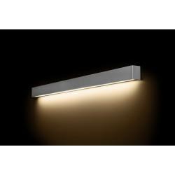 Aplica STRAIGHT WALL LED SILVER L 9615 Nowodvorski Polonia