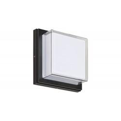 Aplica Exterior Rabalux Andorra 8829 LED, Negru, Metal, Ungaria