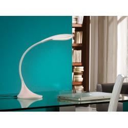 Lampa de Birou SWAN Schuller Led, Alb 549221 Spania