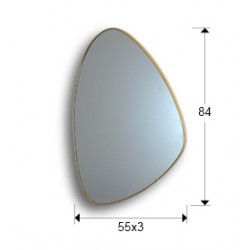 Oglinda de Camera 127387 Schuller Spania