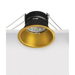 Downlight Incastrat S035 Zambelis, Modern, GU10, Aluminiu, Grecia